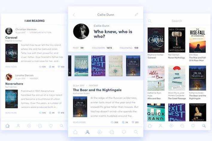 在线看书APP开发如何优化用户的阅读体验感 第2张