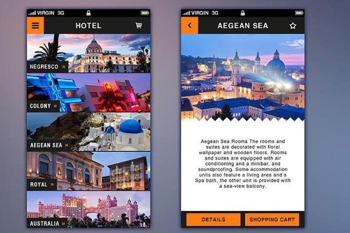 酒店预订APP软件开发让住宿更加便捷 第1张