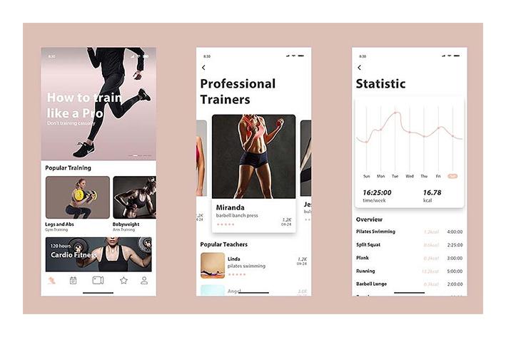 健身app软件开发如何完善用户各项体验